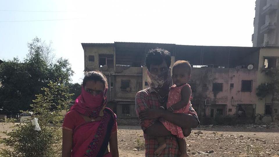 Coronavirus in Maharashtra: Migrants struggle to make ends meet amid lockdown