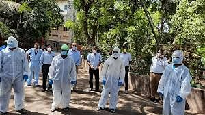 For second consecutive day in Mumbai, number of people having recovered from coronavirus, outnumbered the total active cases