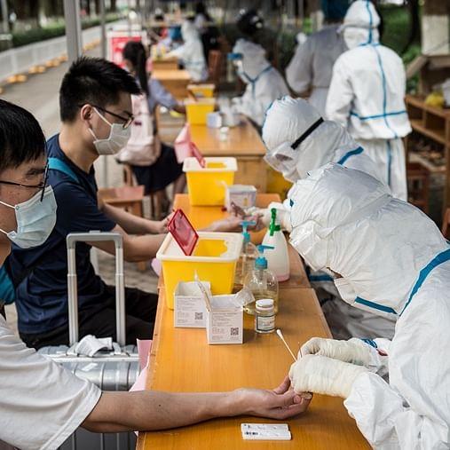 Global coronavirus cases rise to over 8.7 million: Johns Hopkins University