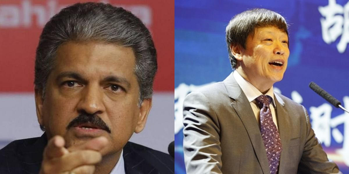 'Thank you for the provocation': Anand Mahindra says challenge accepted to Chinese editor for mocking Indian goods