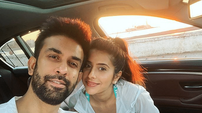 Charu Asopa sparks rumours of marital trouble after removing 'Sen' from her name on social media; husband Rajeev laughs it off