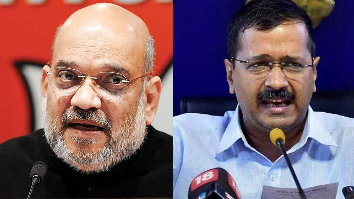 Shah to meet Delhi CM, Lt Guv on Covid-19 situation today