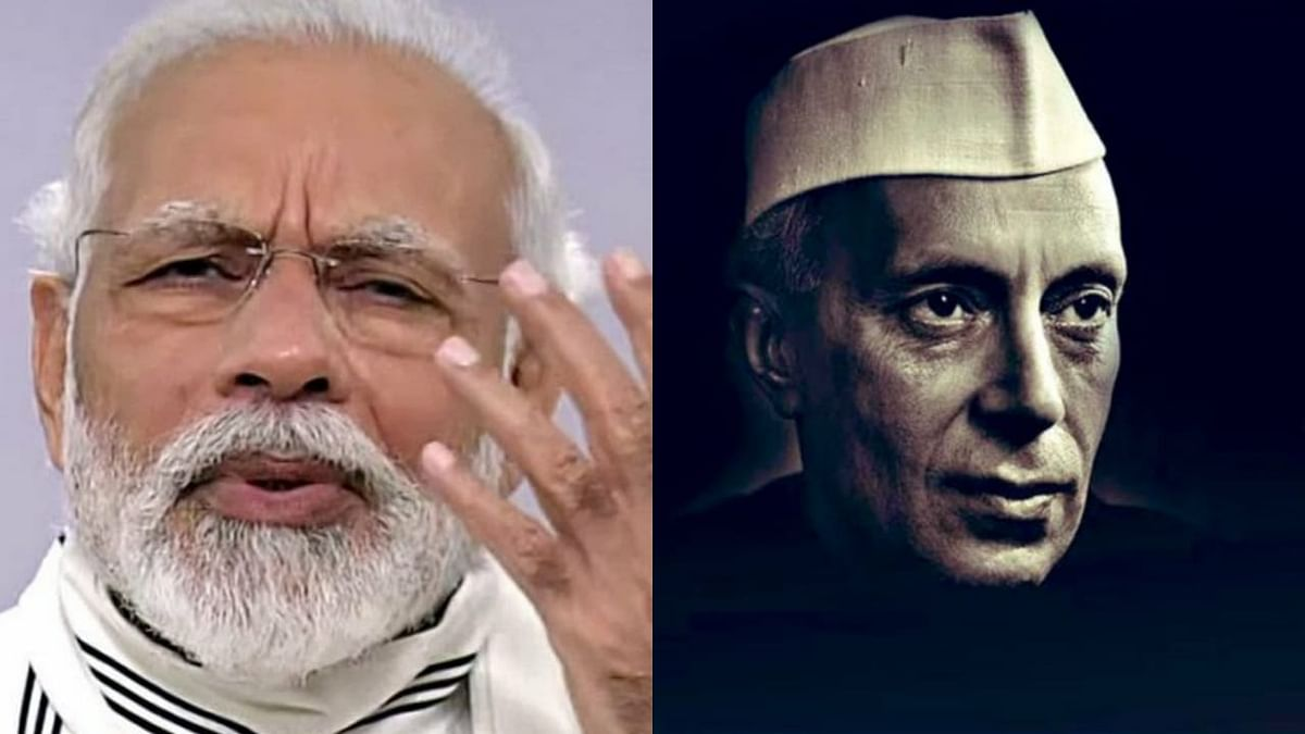 Did PM Modi blame Nehru for 1954 Kumbh Mela stampede again?