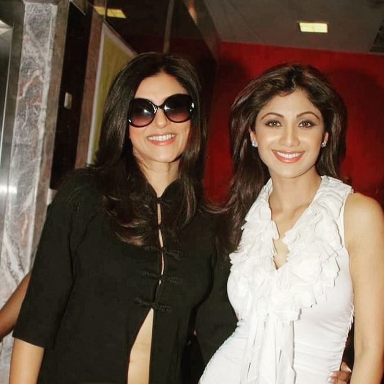 'Loved every bit': Shilpa Shetty pens heart-warming note for Sushmita Sen