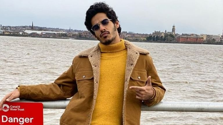 Ishaan Khatter hits back after being trolled for Blackout Tuesday post over George Floyd's death