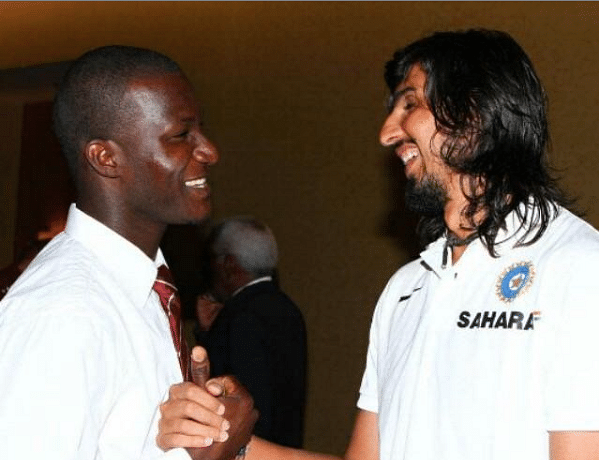 Ishant Sharma called out for racist slur against 'brother' Daren Sammy on Instagram