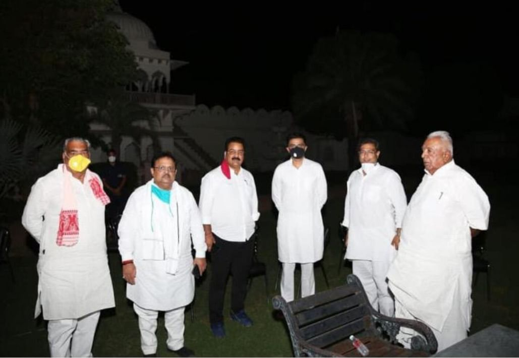 Ahead of Rajya Sabha elections, Rajasthan Congress moves all its MLAs into luxury resort fearing horse-trading