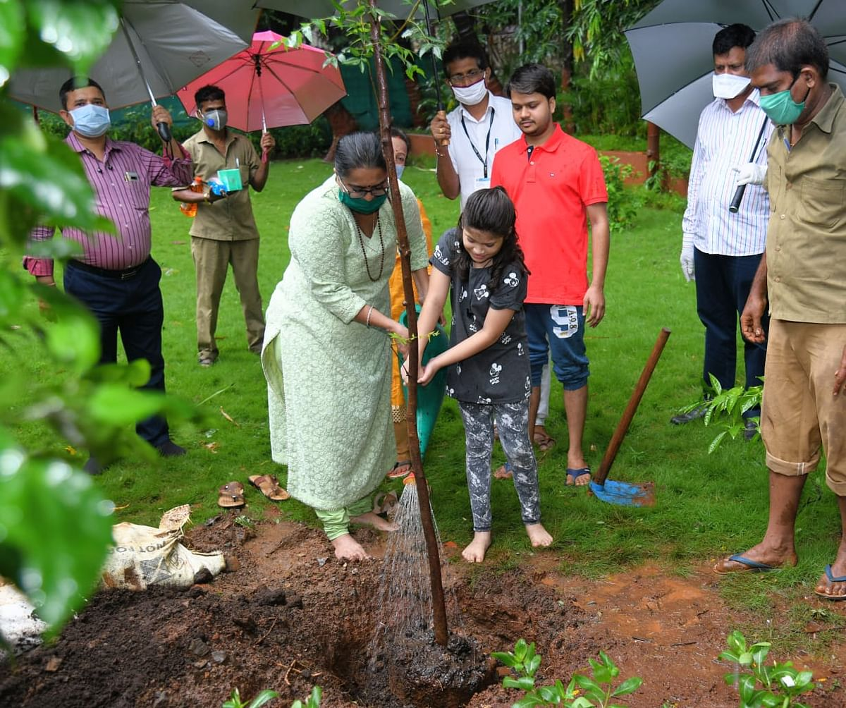 BMC begins its 'Friendship With Nature'