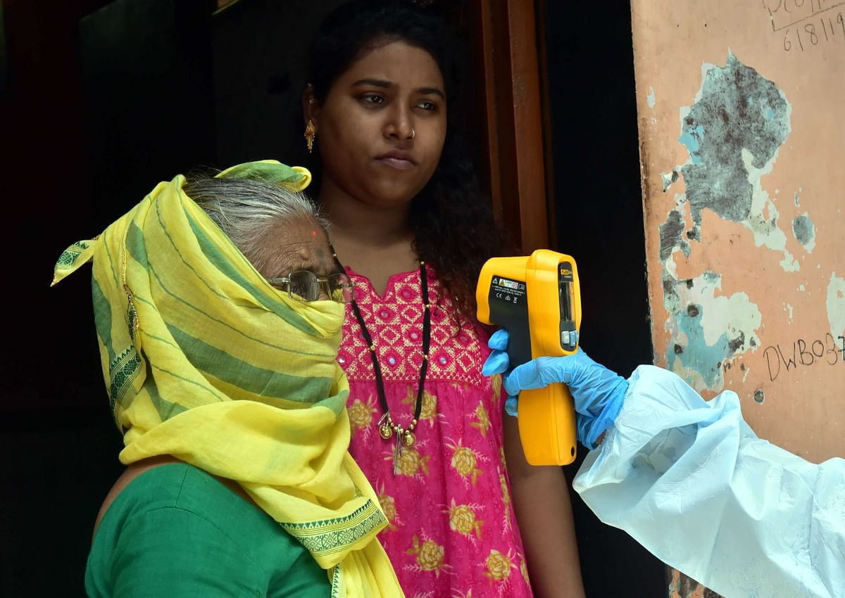 Coronavirus in Maharashtra: State conducts 15,000 COVID-19 tests a day, despite having capacity to perform 38,000 tests