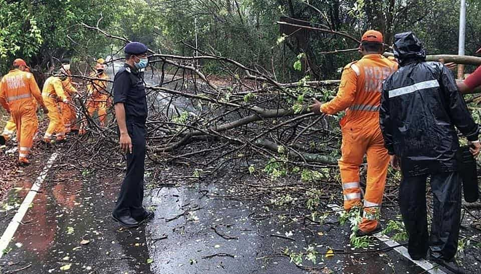 Madhya Pradesh: Cyclone Nisarga may enter the state from its southern parts, says India Meteorological Department