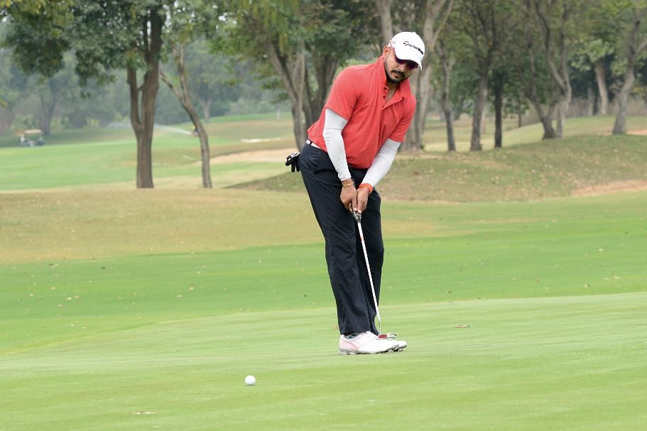 Sports makes comeback on greens