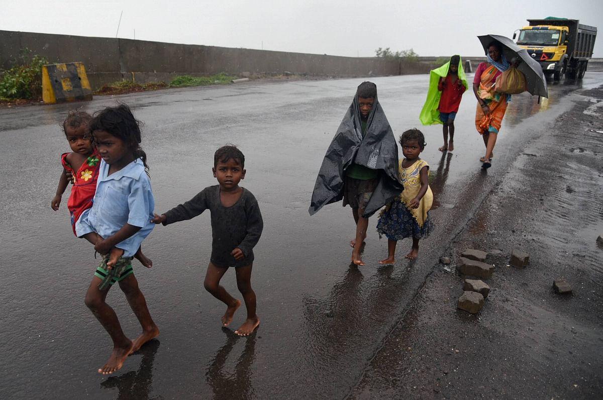 Navi Mumbai Rains: Monsoon fury leaves 50 homeless in Nerul
