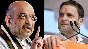 Rahul Gandhi should rise above petty politics: Amit Shah