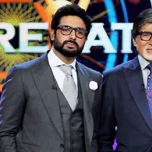 Abhishek Bachchan takes cue from father Amitabh, hits back at troll who asked him 'ab kiske bharose baith ke khaoge'