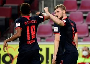 Werner strikes as Leipzig are back on course