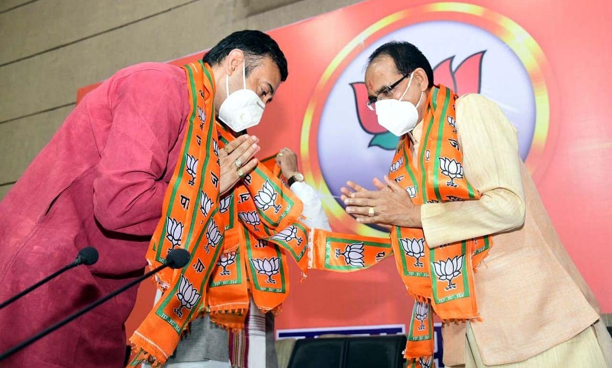 Madhya Pradesh: Rajya Sabha election generates political heat, legislators coming today in Bhopal