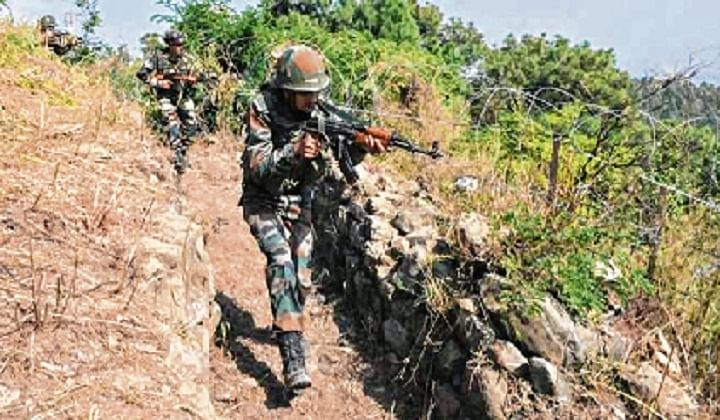 Pakistan violates ceasefire in J&K's Tangdhar sector