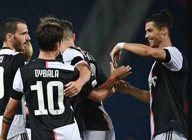 Juventus canter past Bologna