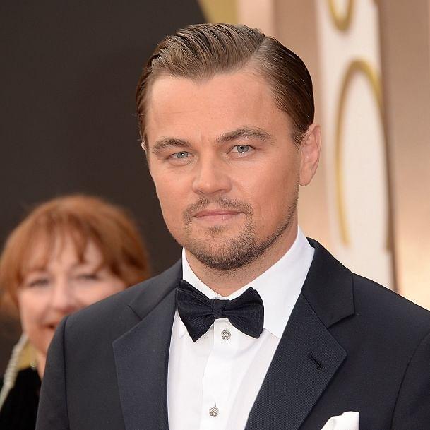 Leonardo DiCaprio pledges to 'end disenfranchisement of Black America'