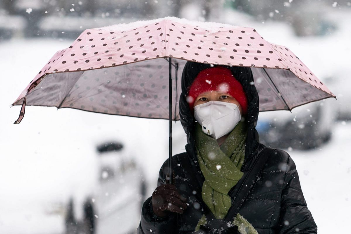 Covid-19 could be seasonal illness with higher risk in winter, a study warns