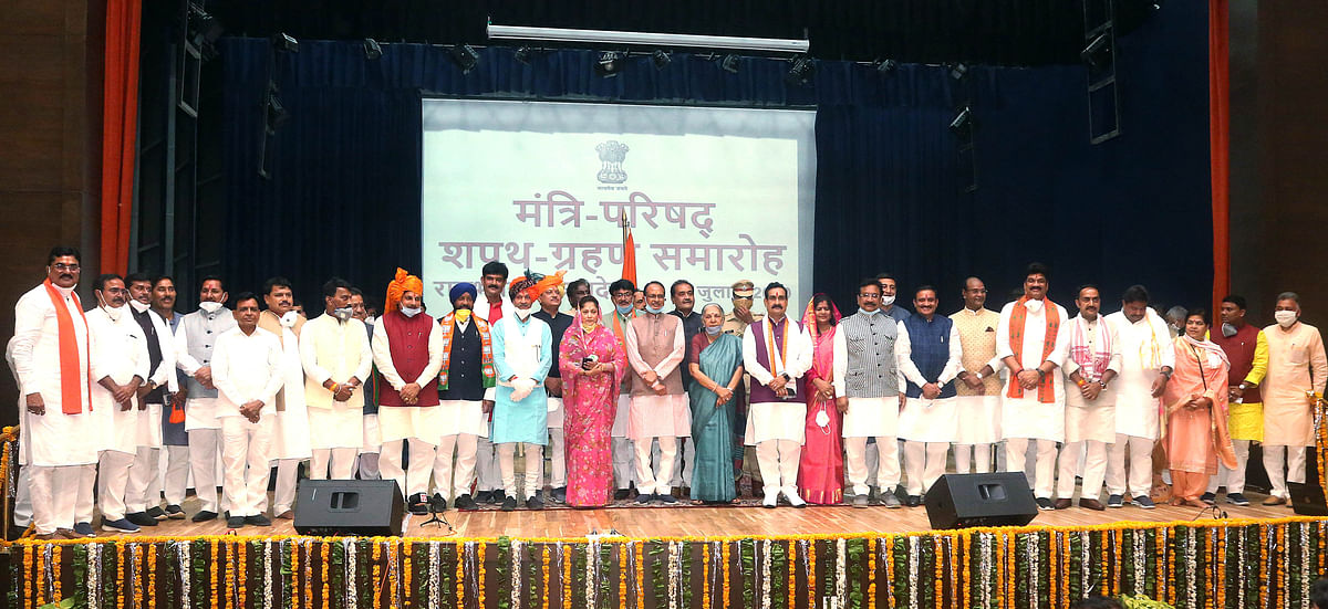 BJP's message: Getting Cabinet berth is nobody's birthright