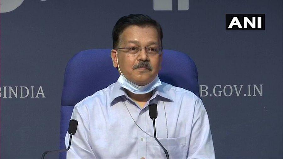 R Bhushan, Secretary, Ministry of Health