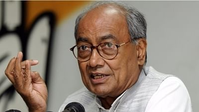 Vikas Dubey Arrest: Digvijaya Singh claims senior BJP leader set it up, alleges it was to avoid encounter with UP Police