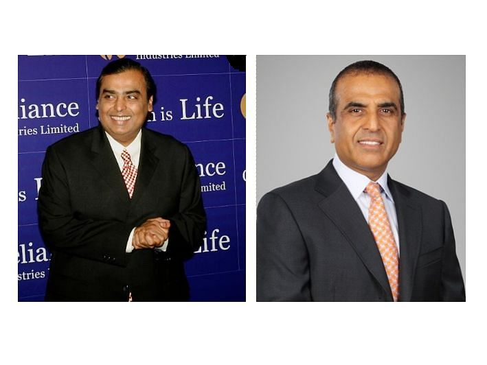 Telecom woes: Mukesh Ambani calls for end of 2G, Sunil Mittal stresses on lower levies