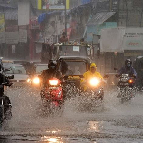 Mumbai Rains: Intense rainfall with strong winds likely in city today, says IMD