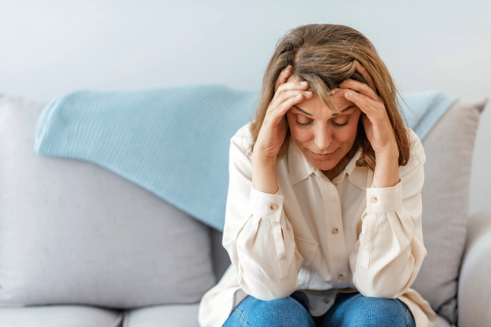 Depression more prevalent during menopause transition: Study