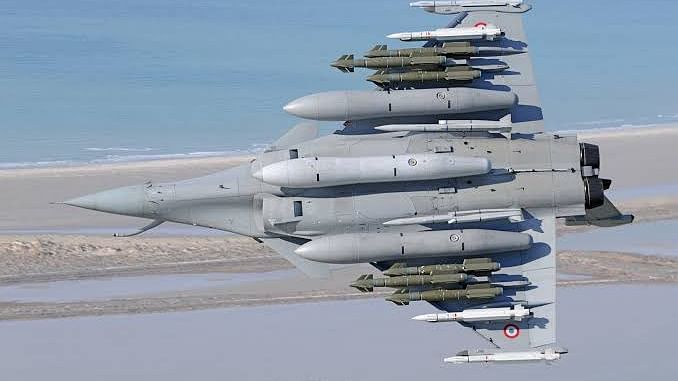 IAF to equip HAMMER missiles on Rafale combat fighters - all you need to know