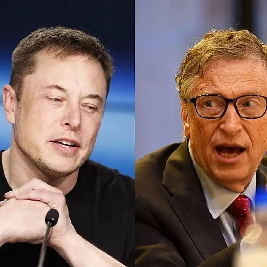Elon Musk throws shade at Bill Gates over COVID-19 vaccine