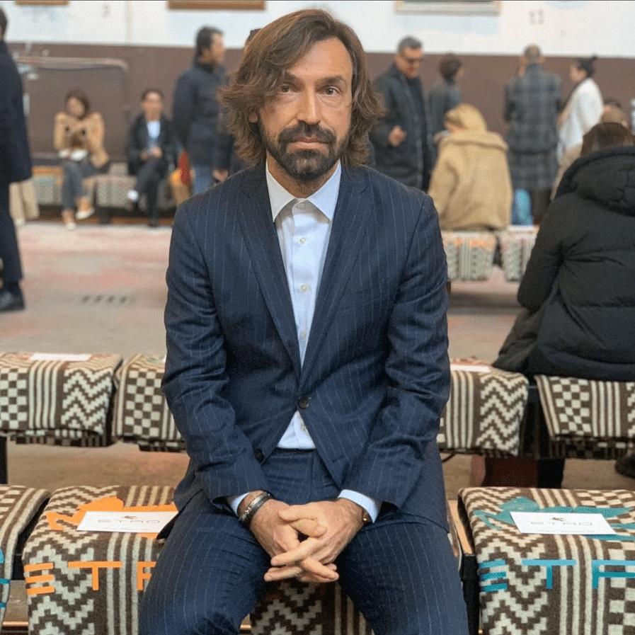 Juventus announces Andrea Pirlo as new under-23 coach