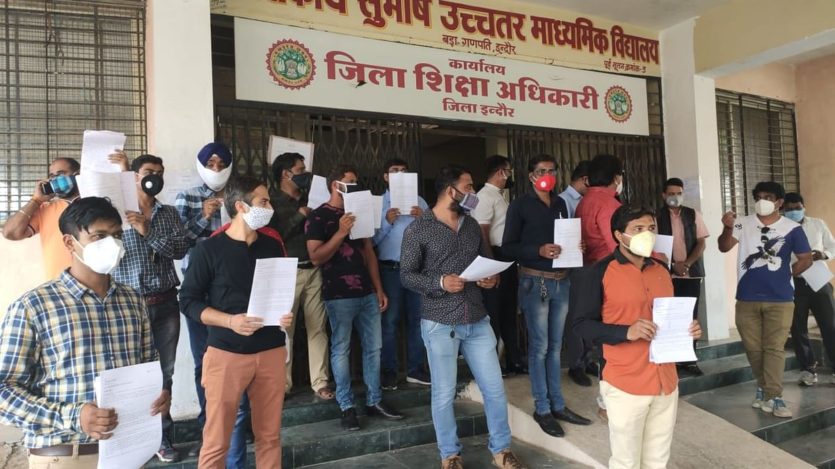 Indore: 50 parents register pliant against DPS, urge DEO to redefine fee and other essential guidelines for online classes