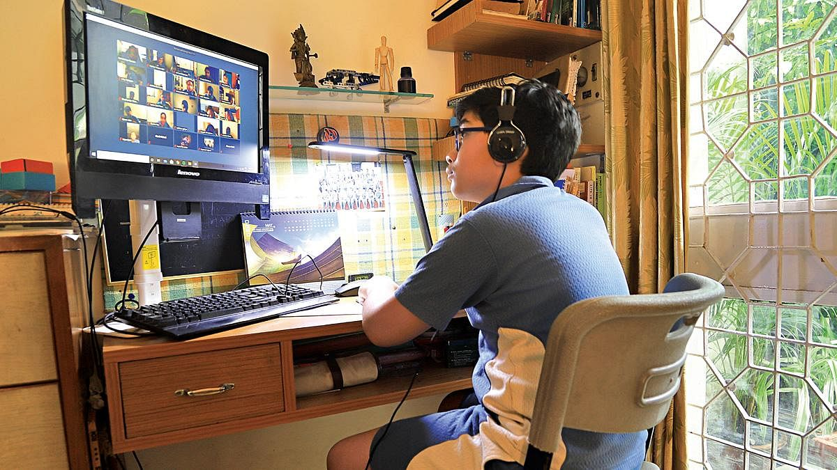1 in 2 Indian students seeks online classes: Survey