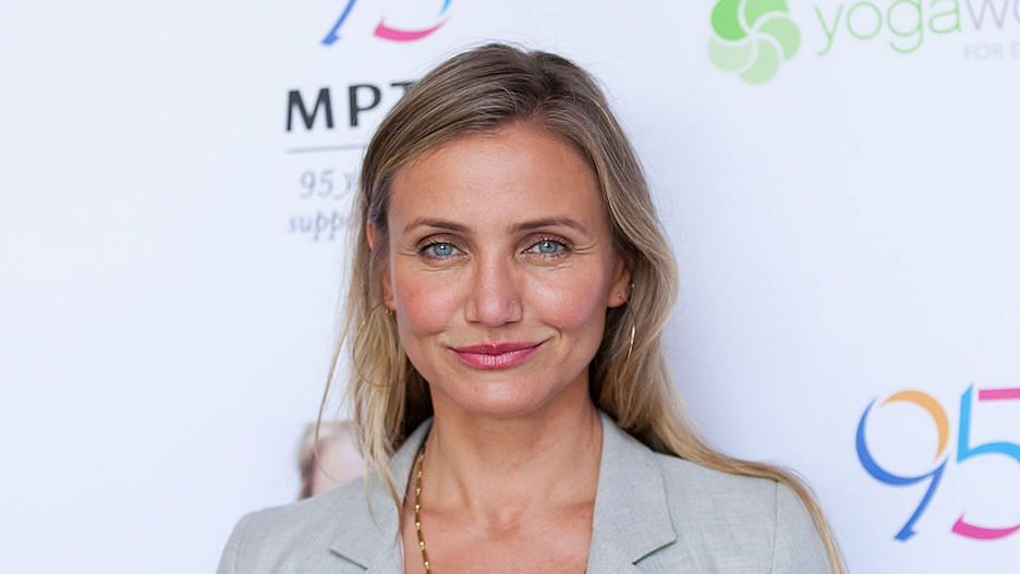 'It's been heaven': Cameron Diaz on motherhood