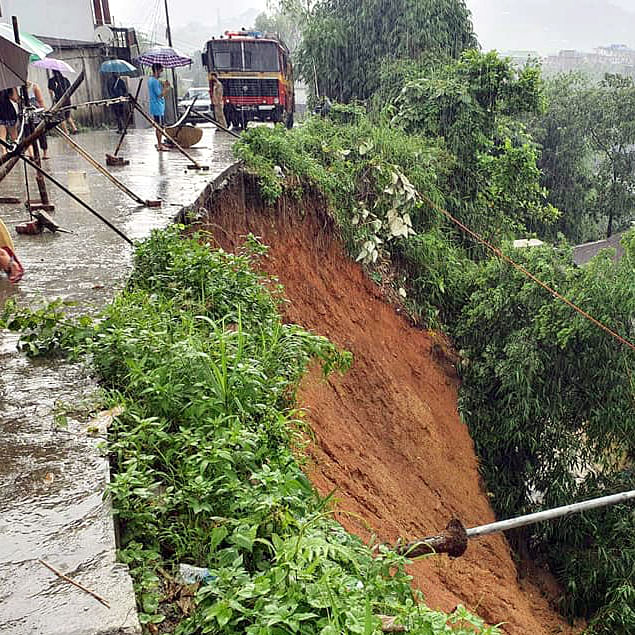 Eight people including 8-month-old girl killed in Arunachal Pradesh landslide; PM Modi condoles deaths