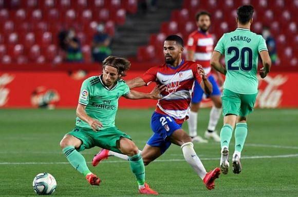 Real Madrid on brink of Spanish title