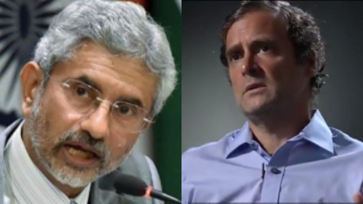 Dr S Jaishankar's 10-point answer to Rahul Gandhi's questions on foreign policy