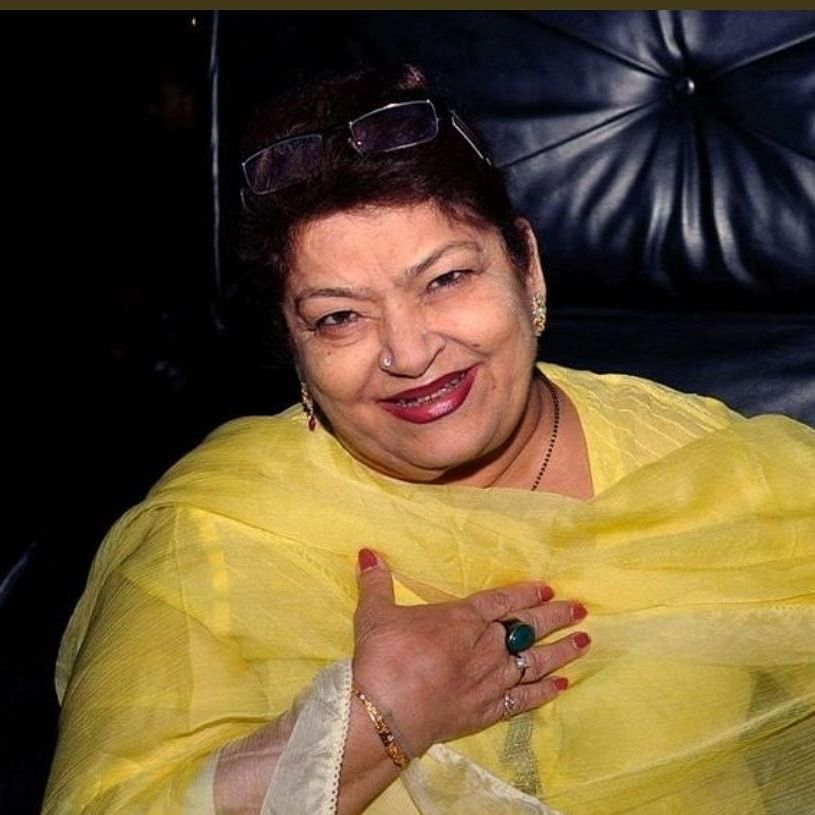 'Mother of dance in India': Politicians mourn demise of legendary choreographer Saroj Khan