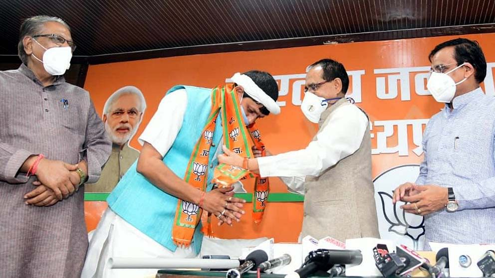 Madhya Pradesh: MLA Pradumn Singh Lodhi joins BJP as Congress ignored community
