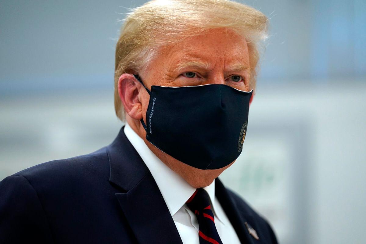 Ward off coronavirus with hydroxychloroquine: Donald Trump