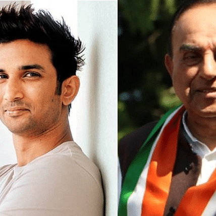 Subramanian Swamy alleges Sushant Singh Rajput was murdered; shares document supporting murder theory