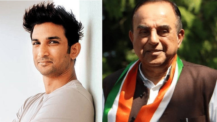 Sushant Singh Rajput's death: Subramanian Swamy wants MPs to write to PM Modi asking for CBI inquiry
