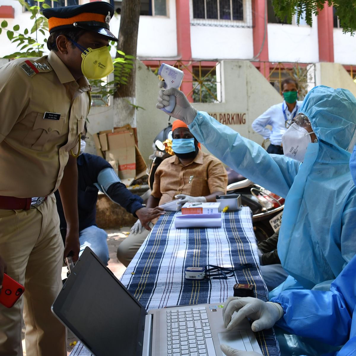 Coronavirus in Navi Mumbai: As cases rise, test-positivity rate alarms officials