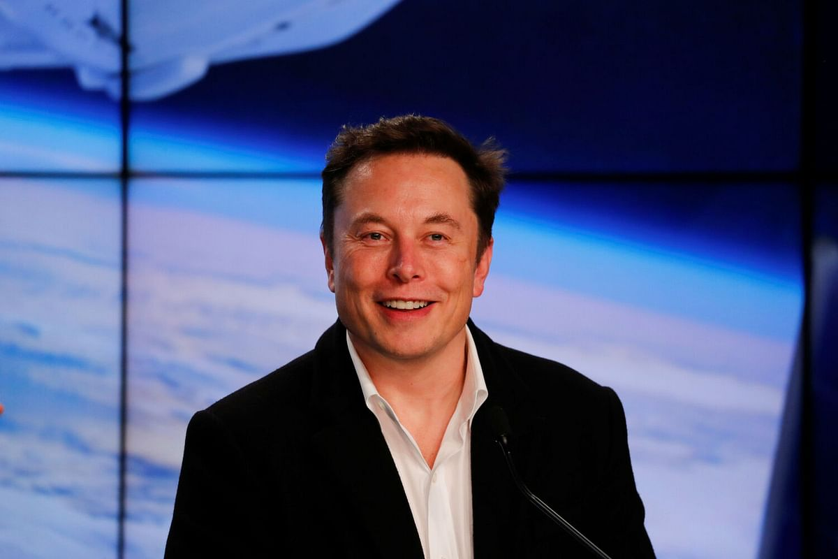 Elon Musk's Tesla to sell up to USD 5 billion in stock