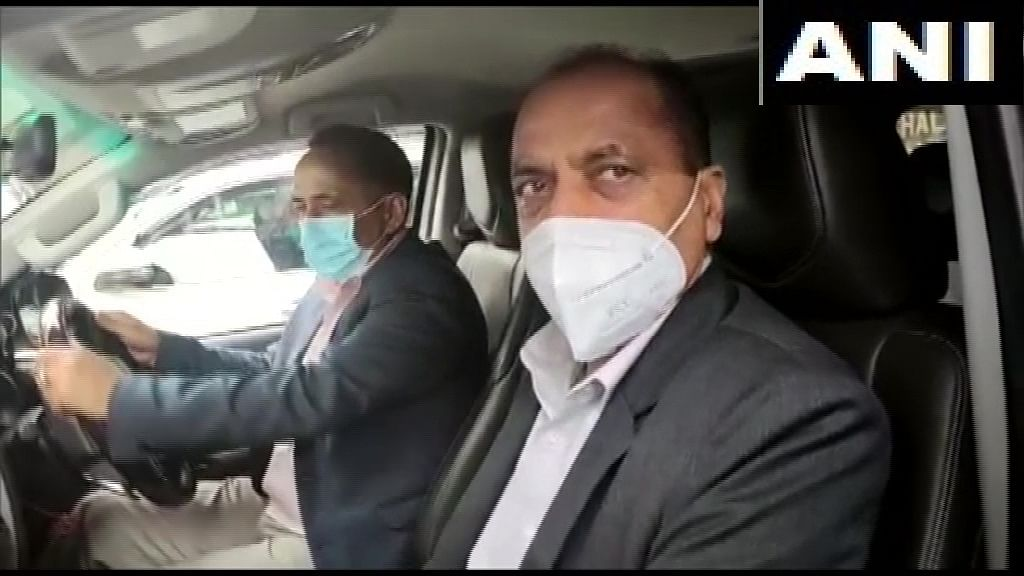 Himachal CM in self-quarantine after deputy secretary in his office tests positive for virus