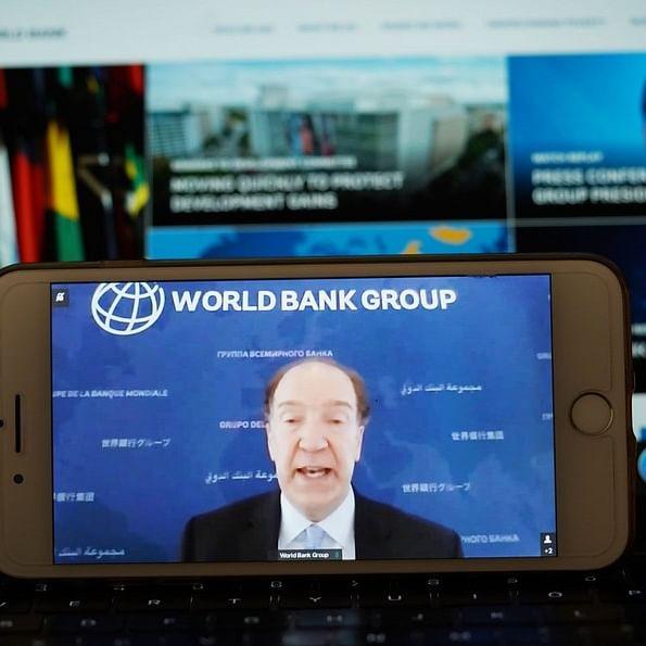 World Bank chief urges G20 to extend debt suspension through 2021