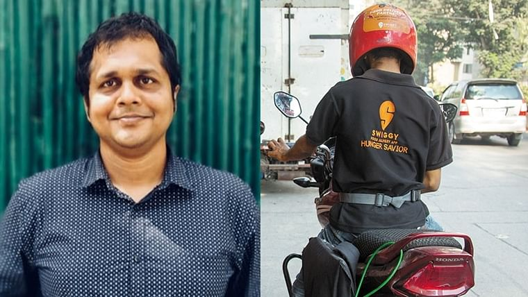 Prolific RTI activist Saket Gokhale says he was threatened, verbally abused by Swiggy delivery boy