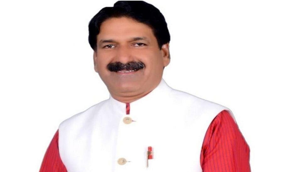 Congress district president Sadashiv Yadav tested COVID-19 positive